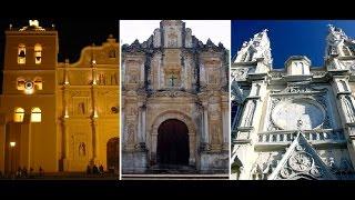 UTV: Arquitectura colonial en Centroamérica