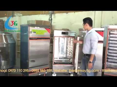 Chuyên bán tủ nấu cơm công nghiệp, tủ hấp bánh bao, hải sản.