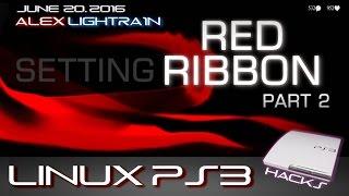 Установка LINUX на PS3 (часть 2 - настройка)