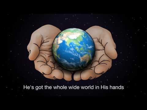 Sing Hosanna - He's Got The Whole World In His Hands (with Lyrics)