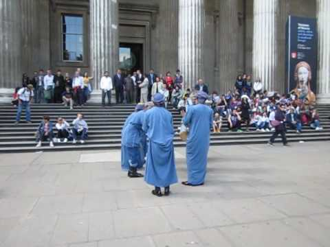 Omani Music Dance Performance In Great Britain - Oman Travel Guide