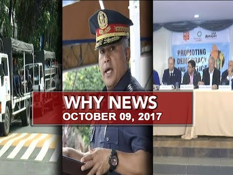 UNTV: Why News (October 09, 2017)
