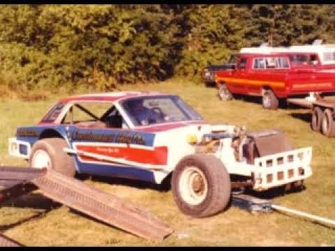 Highland Speedway 1978 photos and audio recorded in 1978