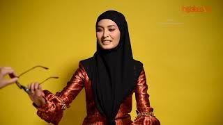 hijab so cantik
