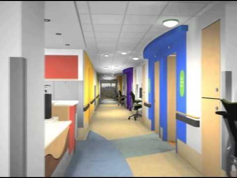Children's Hospital of Pittsburgh ArchViz Trailer