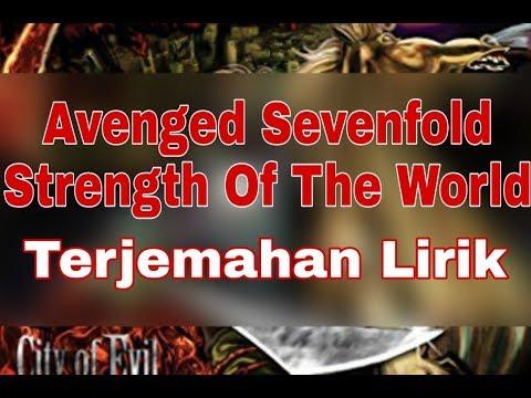 Avenged Sevenfold - Strength of the World (terjemahan lirik) mp3