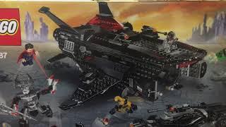 รีวิว lego Batman fiyingfoxbatmobile airlaft attack ครับ ไทยครับ