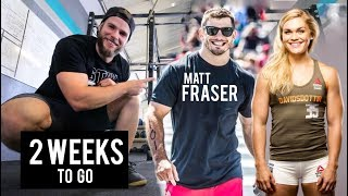 THE 2017 CROSSFIT GAMES