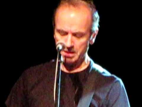 Hugh Cornwell - Peaches - Brisbane 29/04/11