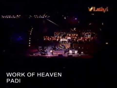 Padi - Work of heaven Ost.Piala Dunia 2002