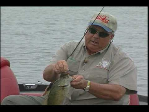 Charlie Brewer's Slider Bass Fishing Commercial