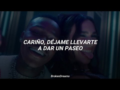 Dua Lipa - Levitating ft DaBaby (Video + Español)