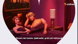 Stream Adult Swim gratis på viafree.dk