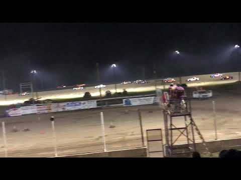 Crystal Motor Speedway Street Stock Feature 7/3/2018