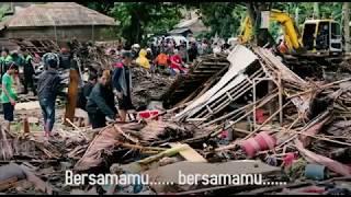 """Lagu """"pamit""""seventeen - kemarin (detik - detik tsunami di selat Sunda ,lirik,dan gambar)"""