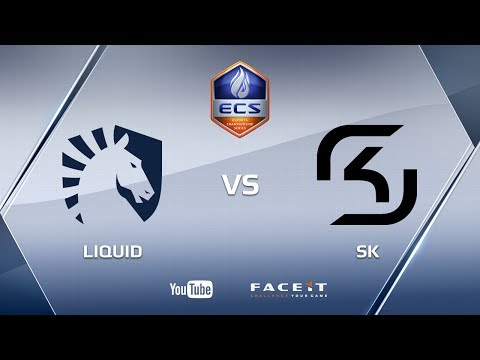 SK vs Liquid, Renegades vs Ghost, ECS S3 NA