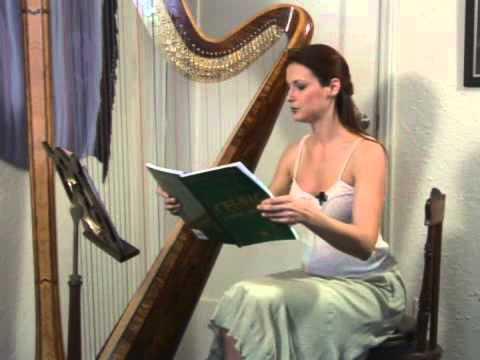 Playing a Harp: Sheet Music