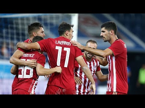 Highlights: Λουκέρνη - Ολυμπιακός 1-3 / Highlights: FC Luzern - Olympiacos 1-3