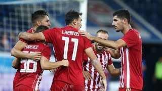 Highlights: Λουκέρνη - Ολυμπιακός 1-3 / Highlights: FC Luzern - Olympiacos 1-3