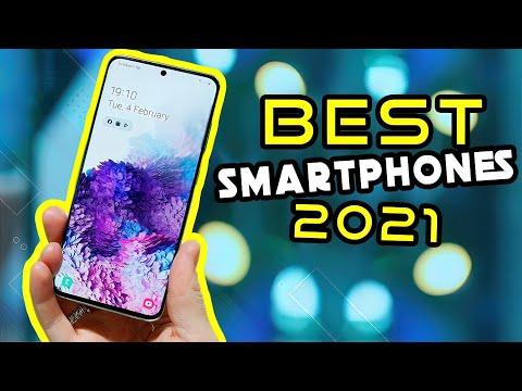 The Best SMARTPHONES 2021 📱