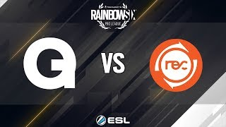 Rainbow Six Pro League - Season 9 - NA - OrgLess vs. Team Reciprocity - Week 3