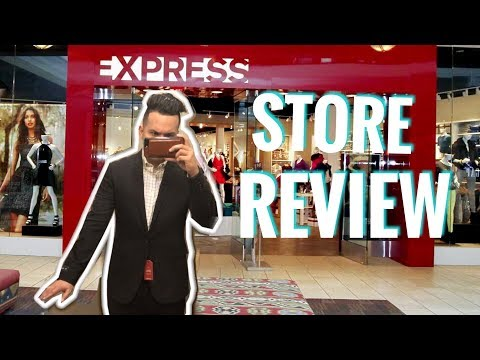 Express Men Store Review (2018)