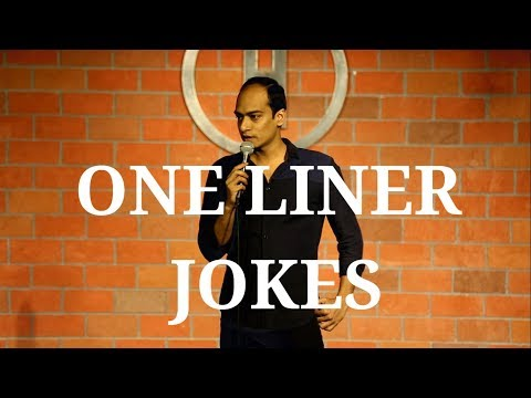 One Liner Jokes | Stand Up Comedy By Ashish Dash