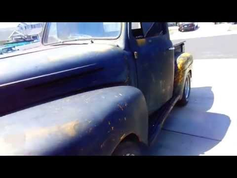 1946 Ford Pickup, S10 Chassis, Air Ride, LS1 drivetrain | FunnyCat TV