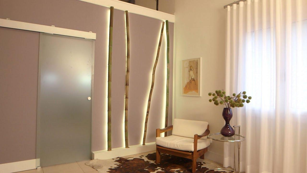 Cañas De Bambú Decorativas Y Luminosas Programa Completo Bricomanía Youtube