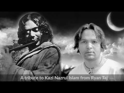 Khelicho E Bisso loye | খেলিছো এ বিশ্ব লোয়ে | A Tribute to Kazi Nazrul Islam | Ryan Taj