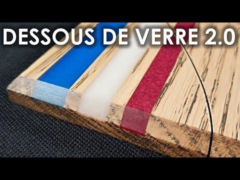 Hd Design Resine.Dessous De Verre Patriotiques Resine Epoxy Astuces