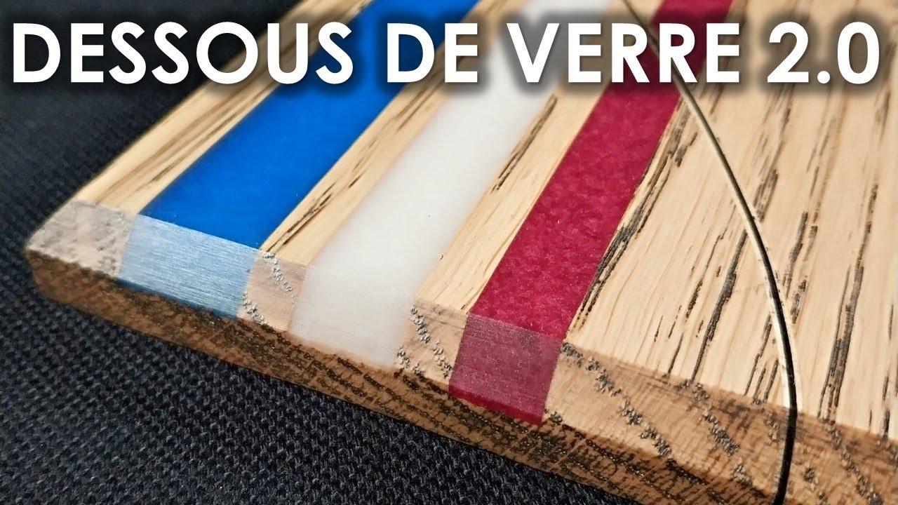 Hd Design Resine.Dessous De Verre Patriotiques Resine Epoxy Astuces Design