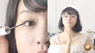 【MAJOLICA MAJORCA X ANGELA 微距鏡魅眼變法】