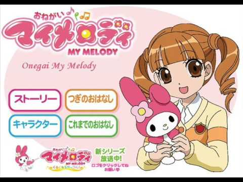 Onegai My Melody - Opening (Full Version) - YouTube