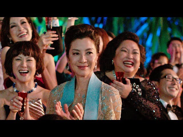 Michelle Yeoh Says Crazy Rich Asians Shares a Proud Heritage