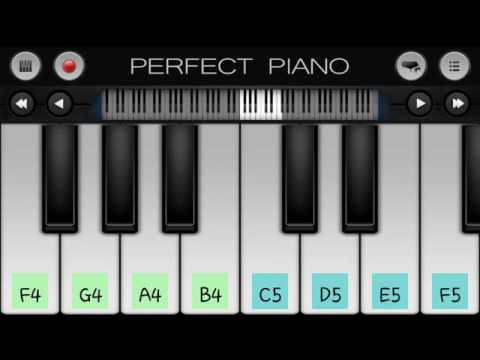 Nikah Masası Perfect Piano