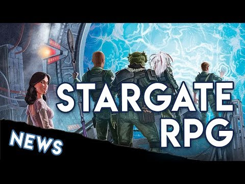 Stargate Tabletop RPG Coming In 2020