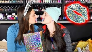 A Kiss for My Sister | Simplymailogical #4 sealed with a holo kiss