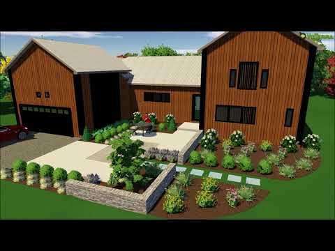 Worthington Residence *2017 State of Ohio Landscape Award Winner*