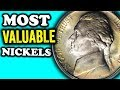 MOST VALUABLE NICKELS IN THE WORLD - SUPER RARE COINS WORTH MONEY!!