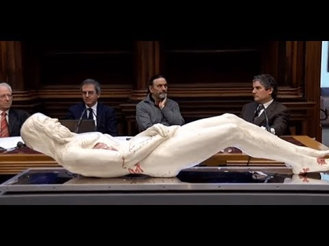 Shroud of Turin Used to Create 3-D Copy of Jesus