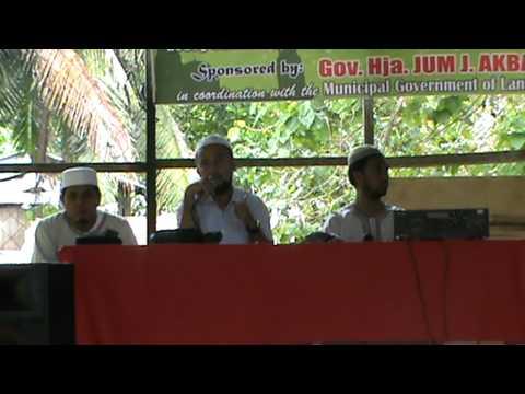 PANGADDATAN HAP BY;SHEIKH MOHAMMAD G.INDALAL