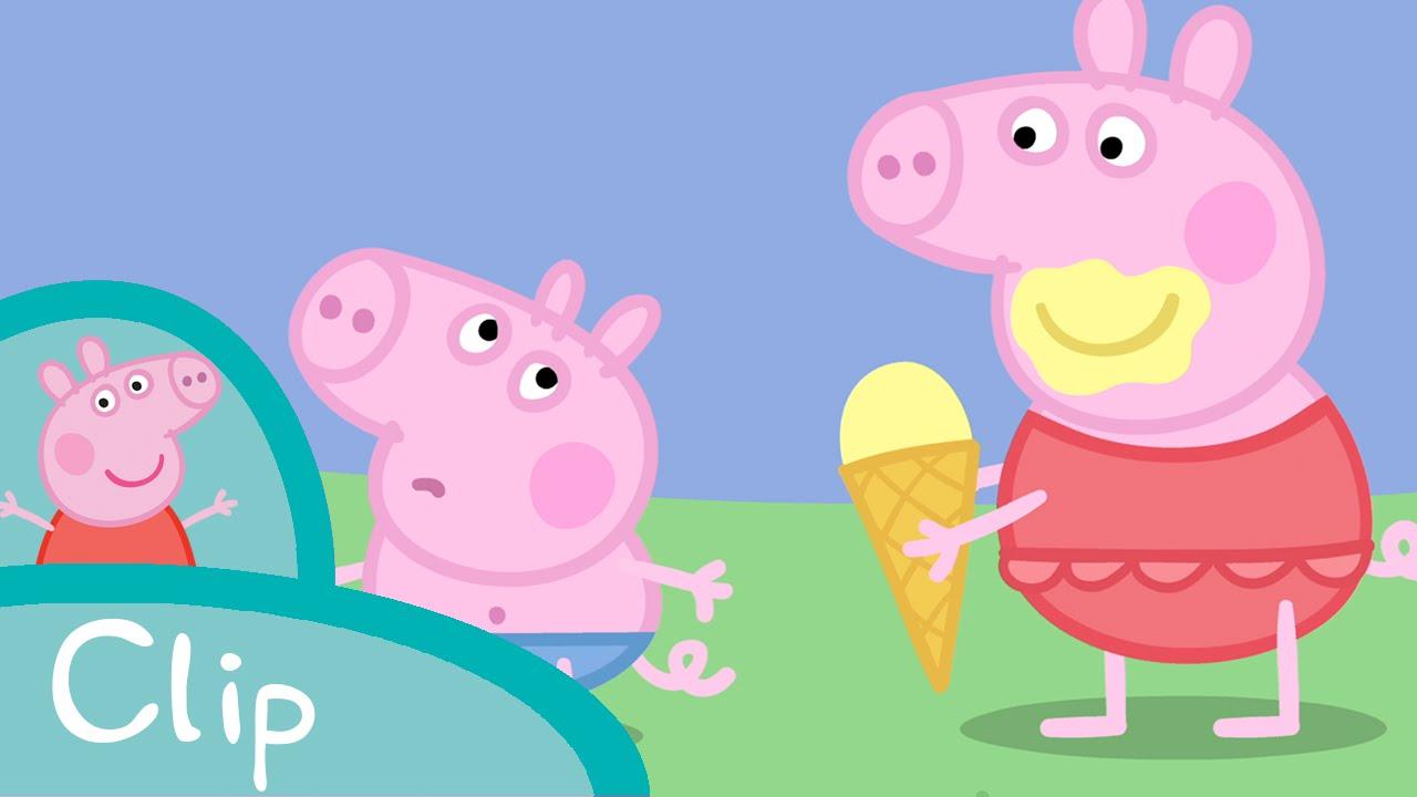 Peppa pig fran ais les glaces ppfr2018 youtube - Peppa pig francais piscine ...