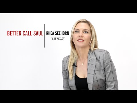 Emmy Quickie: Why 'Better Call Saul' Star Rhea Seehorn Loves Causing Traffic Jams in Albuquerque