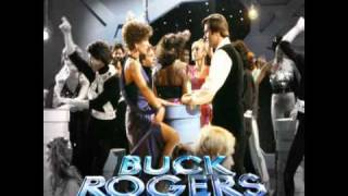 Buck Rogers El Aventurero del Espacio