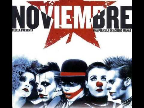 noviembre (2003) soundtrack - alfredo theme music