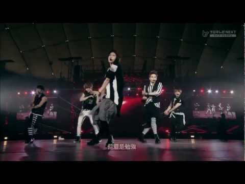 【中字MV】SHINee  Lucifer 日文版