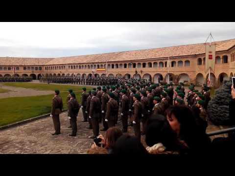 Cazadores Galicia 64 - Himno de Infantería
