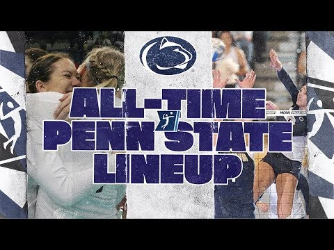 Penn State women's volleyball all-time lineup