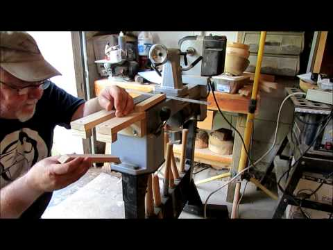 DIY Lathe Bed Extension